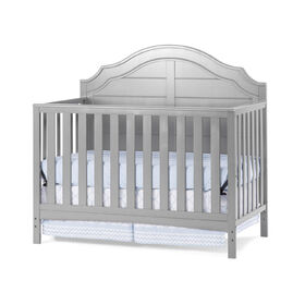 Child Craft Penelope 4-in-1 Convertbile Crib Cool Gray