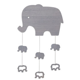The Peanutshell Elephant Wall Hanging
