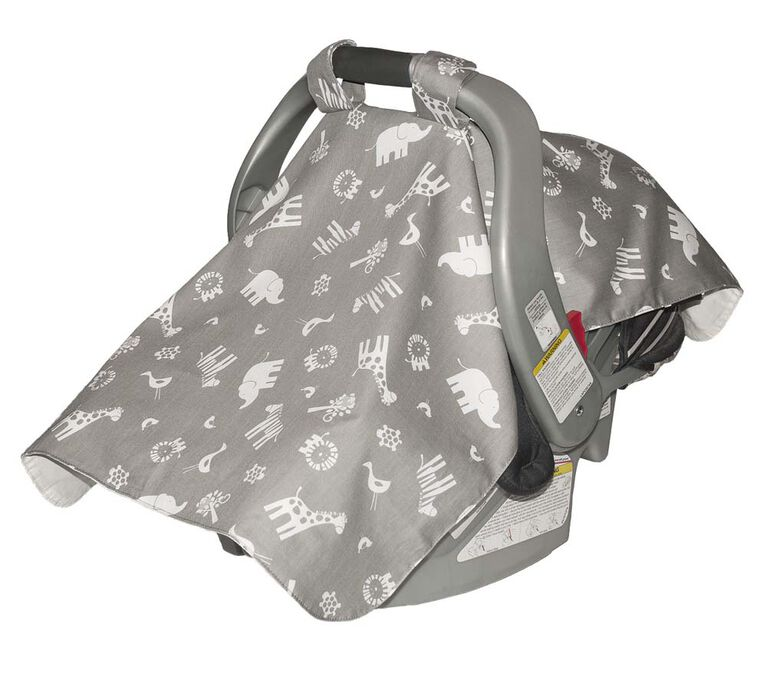 Jolly Jumper Infant Carseat Veil - Animal