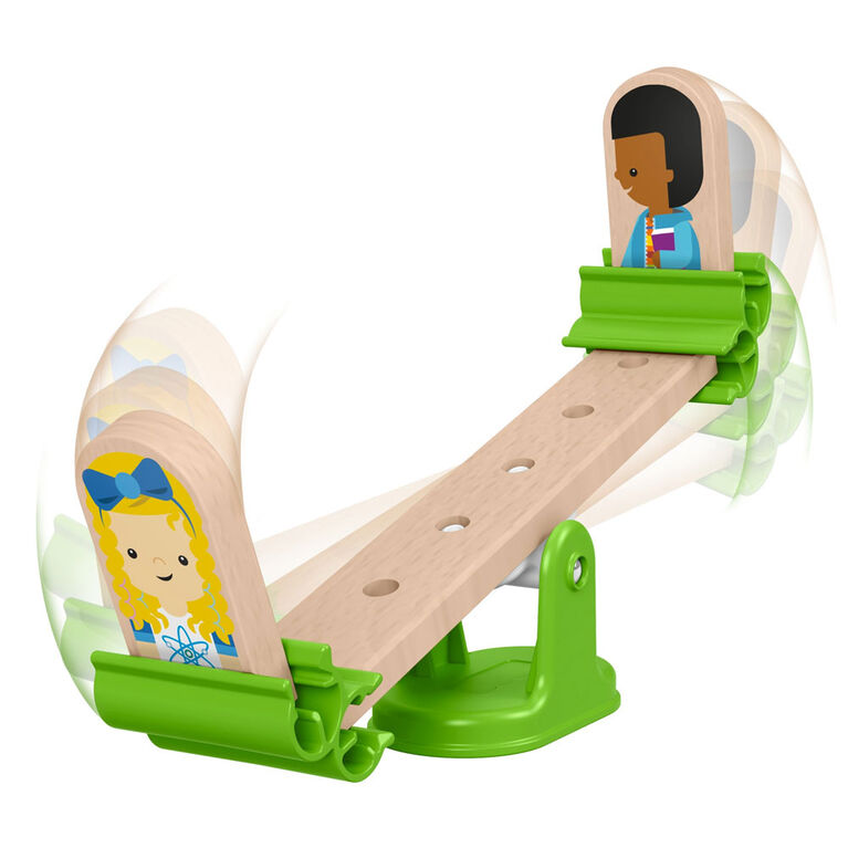 Wonder Builders Design System Slide & Ride Schoolyard