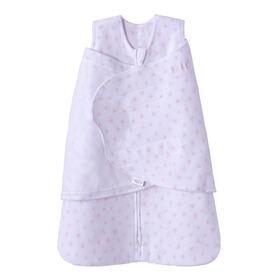 HALO SleepSack Swaddle - Micro Fleece - Pink Hearts - Newborn