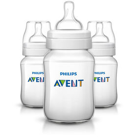 Biberon Anti-colique Philips Avent, 240 ml, 3 pq.
