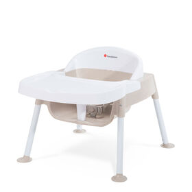 Foundations Secure Sitter 7 Feeding Chair - Tan/White