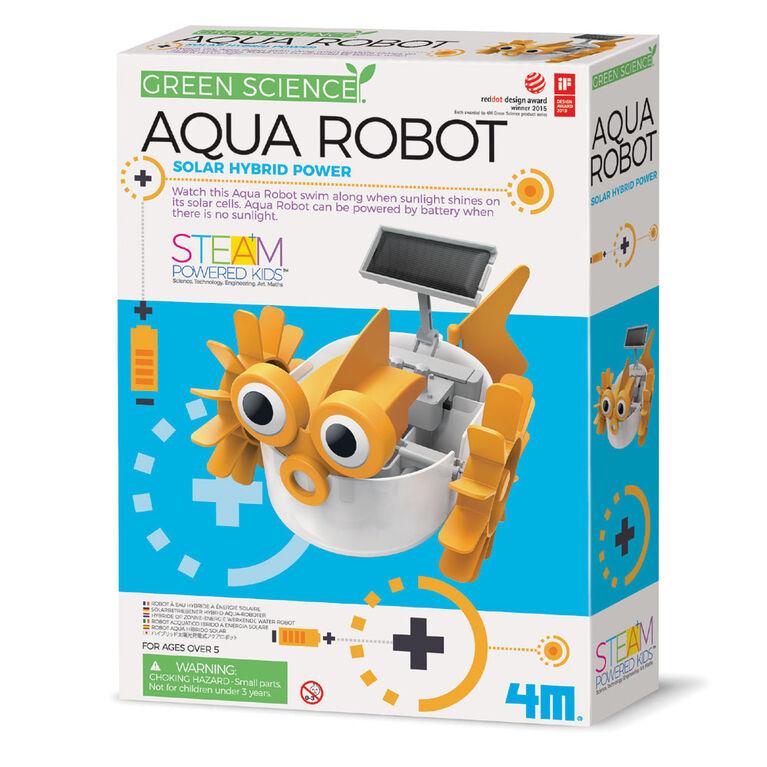 4M Robot À Eau