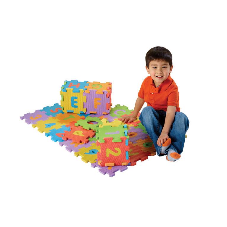 Imaginarium Baby - Foam Alphabet and Numbers Playmat
