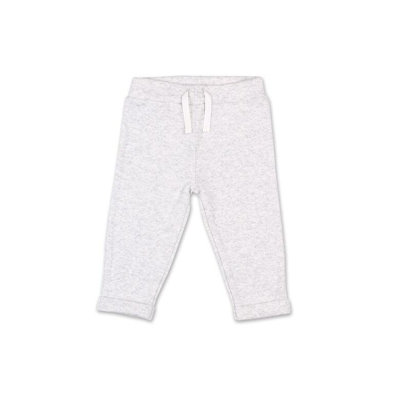 Pantalon de détente gris chiné Koala Baby