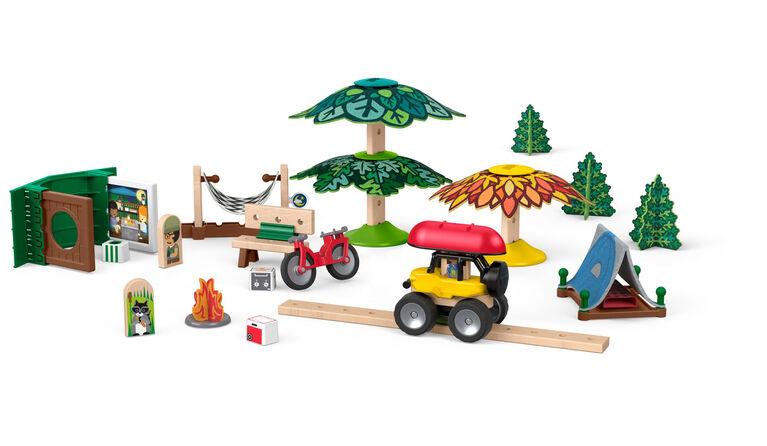 Wonder Builders Design System Soft Slumber Campground