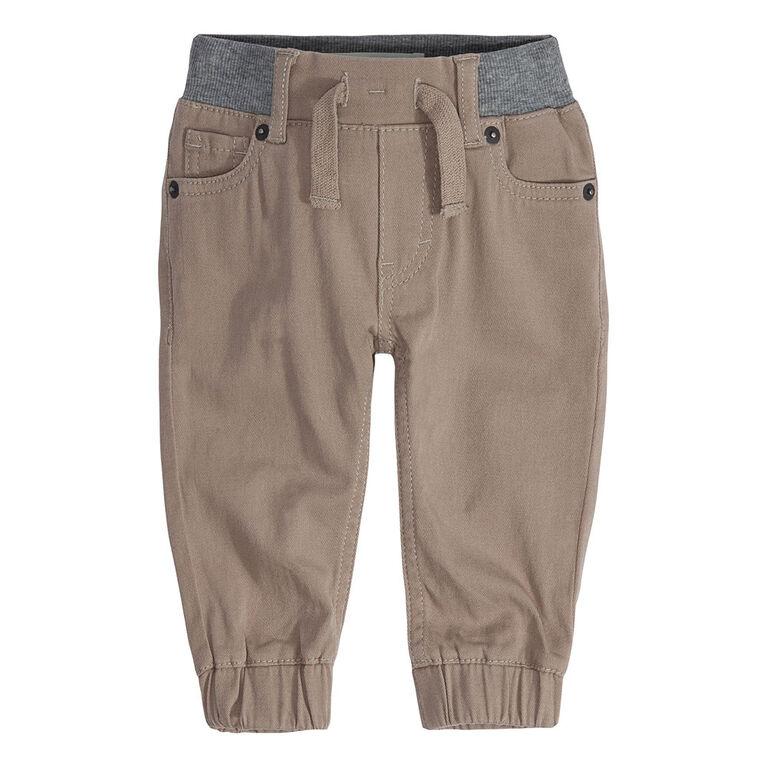 Levis Pantalon de Jogging non denim - Kaki, 12 Mois