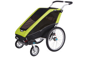 Thule Chariot Cheetah Xt 1 +Cycle/Stroll.
