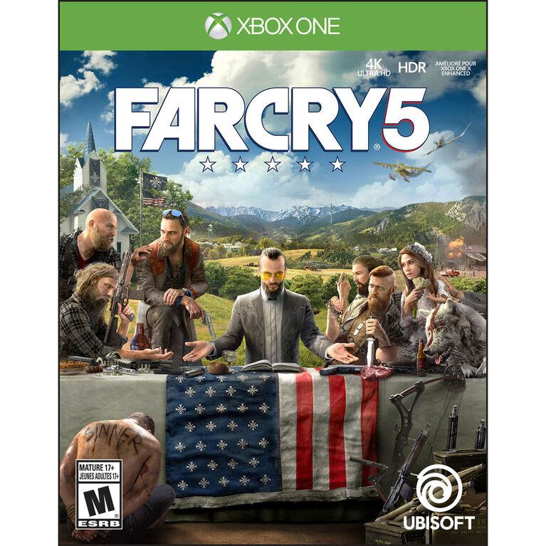 Xbox One - Far Cry 5