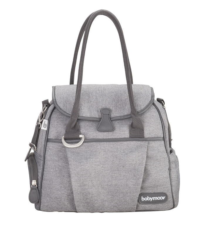 Babymoov - Sac à couches Style Gris.
