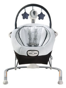Graco Soothe 'n Sway LX Swing with Portable Bouncer- Rainier