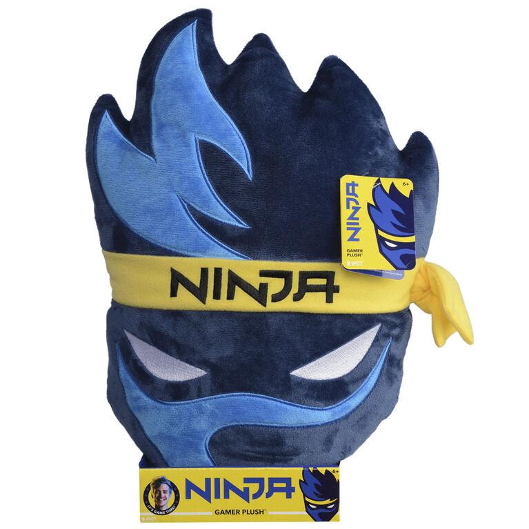 Peluche de joueur Ninja