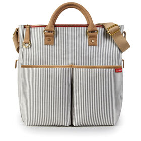 Skip Hop Duo Special Edition Diaper Bag -, French Stripe