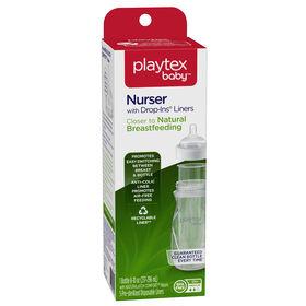 Playtex Baby Natural Nurser Bottle - 8oz - 1 Pack