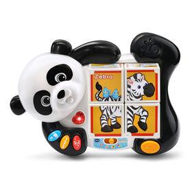 VTech Panda & Pals Block Puzzle - English Edition