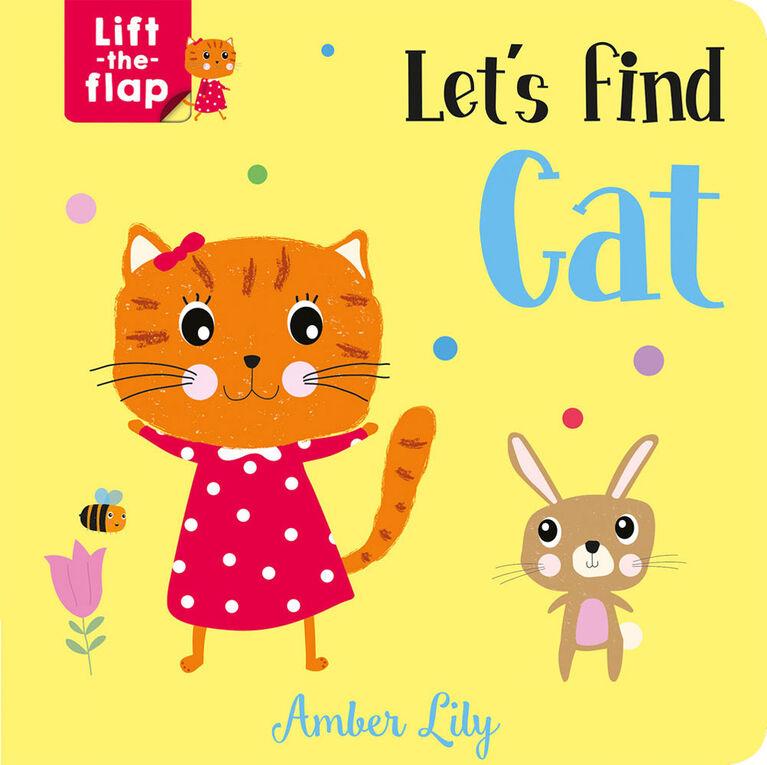 Lets Find Little Cat - Édition anglaise