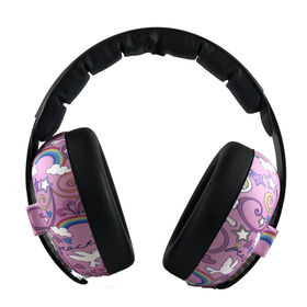 Banz - Baby Mini Earmuffs - Peace - 0-2yrs