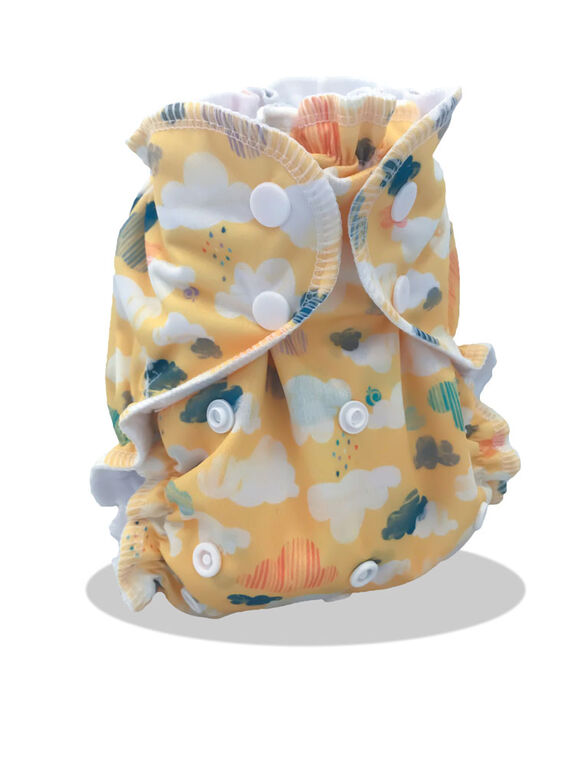 AppleCheeks Diaper Covers One-Size Why So Cirrus?