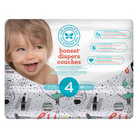 Honest Diapers Size 4 Space Travel