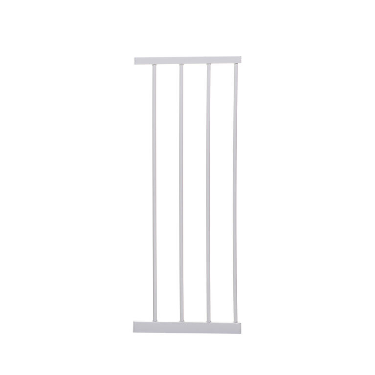 Dreambaby Boston Magnetic 11 / 28cm Gate Extension - White - R Exclusive