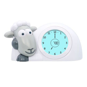 Zazu Sam Sleeptrainer & Nightlight - Grey