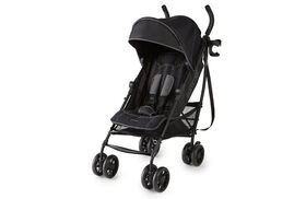 Poussette pratique par excellence 3DliteMD+ en noir mat Summer Infant<br>.