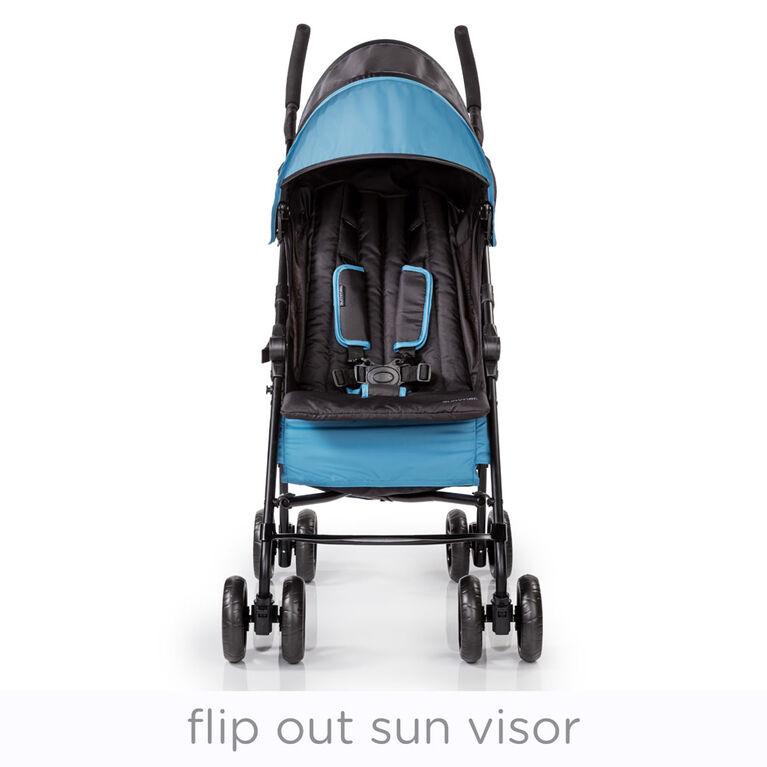 Summer Infant - Poussette pratique 3Dmini - bleu.