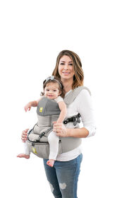 LILLEbaby SeatMe 3.0 All Seasons Carrier - Stone