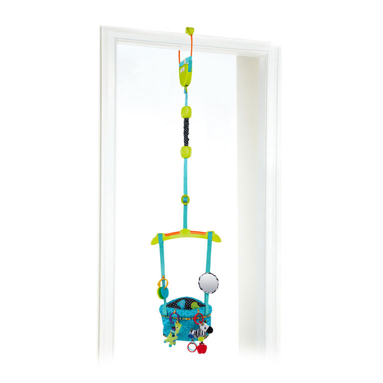 Exerciseur de luxe Bounce 'n Spring Door Jumper de Bright Starts