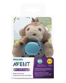 Philips Avent ultra soft snuggle, 0-6m, monkey