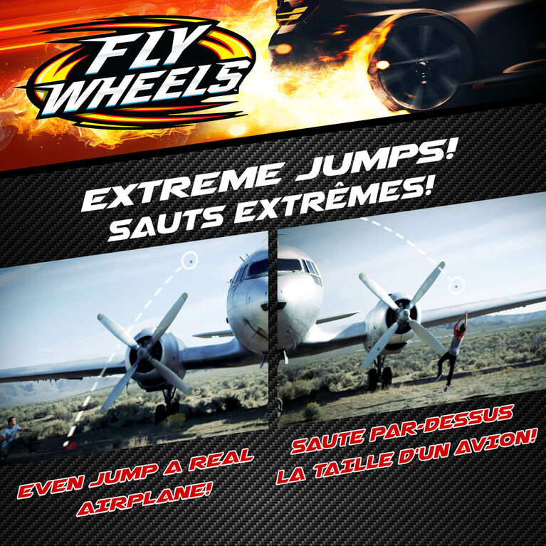 Fly Wheel Double Turbo - Lanceur (Vert)