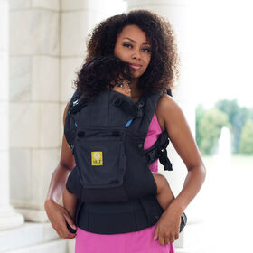 Lillebaby Carrier - Complete - Airflow - All Charcoal
