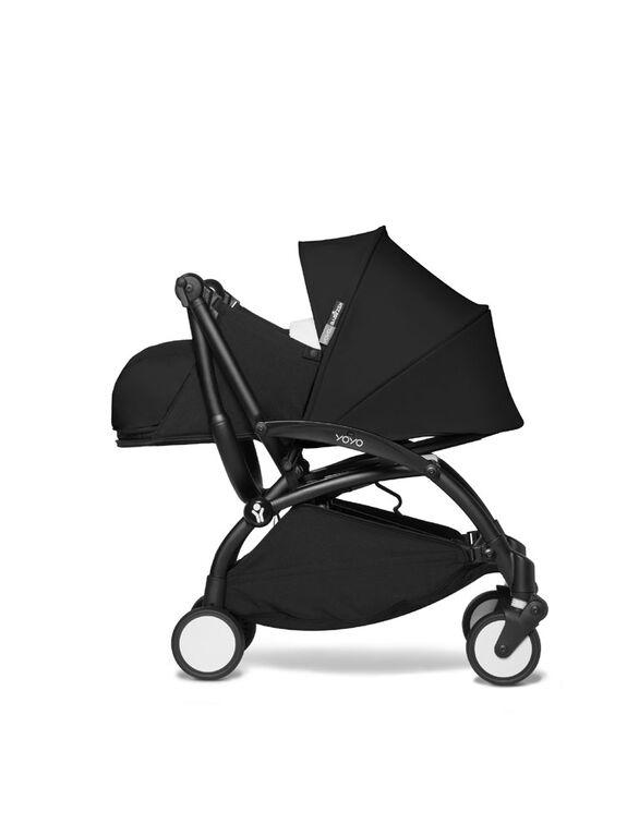 Babyzen Yoyo 0+ Newborn Pack Black