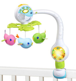 VTech Soothing Songbirds Travel Mobile  - English Edition