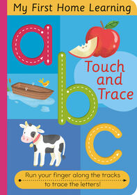 Touch and Trace ABC - Édition anglaise