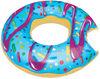Flotteur de piscine en Beignet bleu