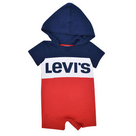 Levis Barboteuse - Marine, 3 mois