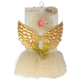 Infant 3-Piece Tutu Set.