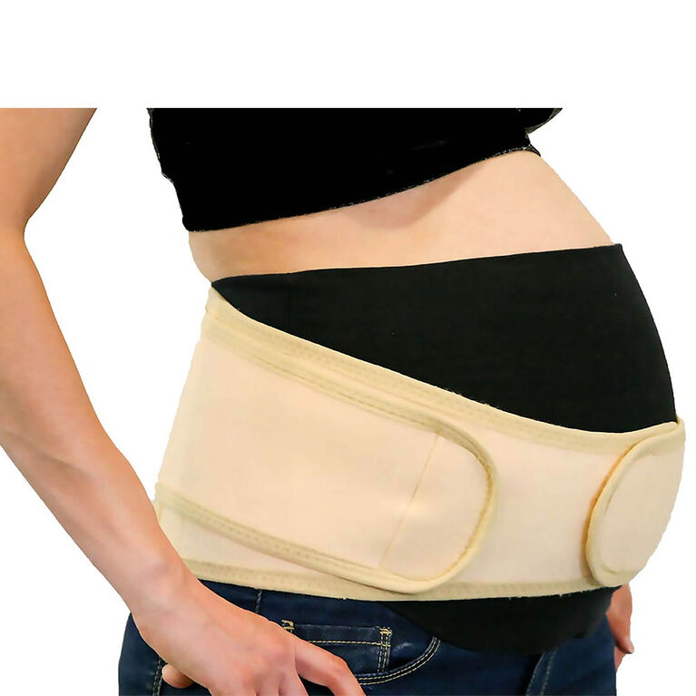 EzBump Sleek Maternity support with Flexridge technology-Medium