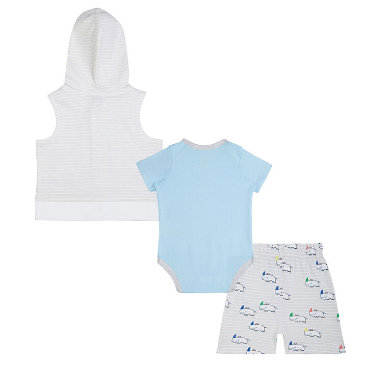 earth by art & eden Jungle 3-Piece Set- 12 months