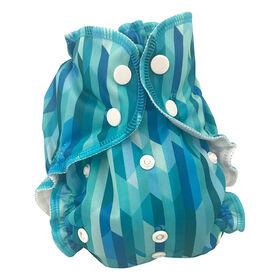AppleCheeks Diaper Covers One-Size Ice Breaker