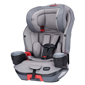 Siège D'Appoint d'auto Evolve Platinum 3-in-1 - Charcoal Stripe Evenflo.