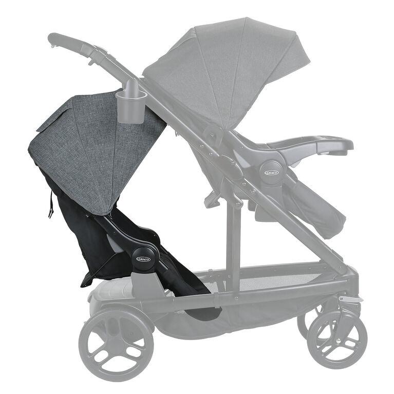 Graco UNO2DUO Stroller Second Seat - Ellington - R Exclusive