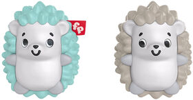 Fisher-Price - Hochets hérissons jumeaux