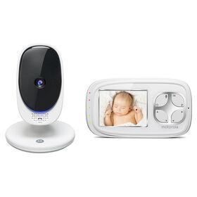 Motorola - Moniteur vidéo pour bébé 2,8 po Comfort28.