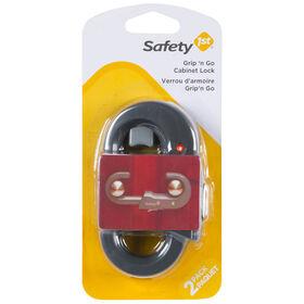 Safety 1st Grip n' Go Cabinet Lock - 2 Pack