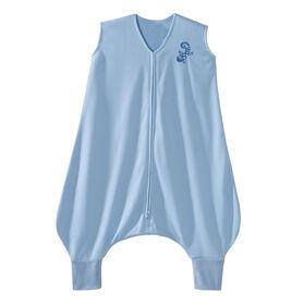 Sac de nuit pour bébé qui marche tôt HALO SleepSack – Bleu Gecko - Très grand.