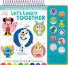 Learning Easel Disney Baby Lets Learn - English Edition