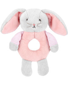 Carter's Bunny Ring Rattle